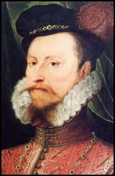 Robert Dudley - Earl of Leicester - 1575
